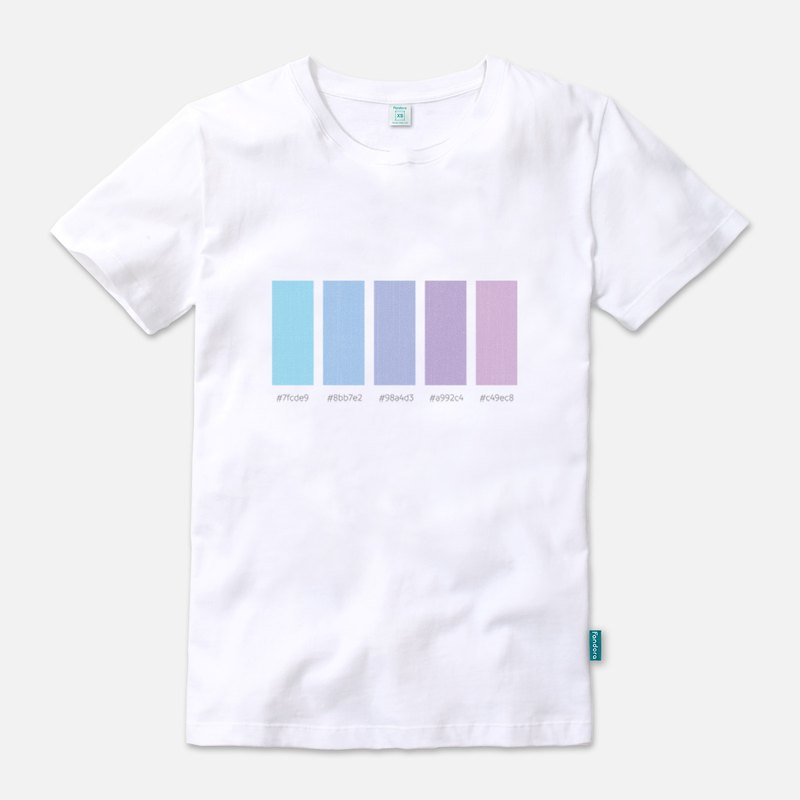 Psychedelic - Neutral Short Sleeve T-shirt