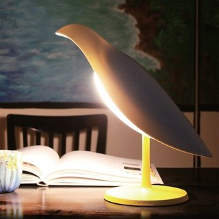 BeDove Color Change LED Ceramic Table Lamp