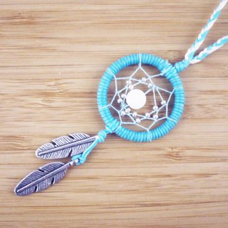 [Freedom] Dream Catcher Necklace