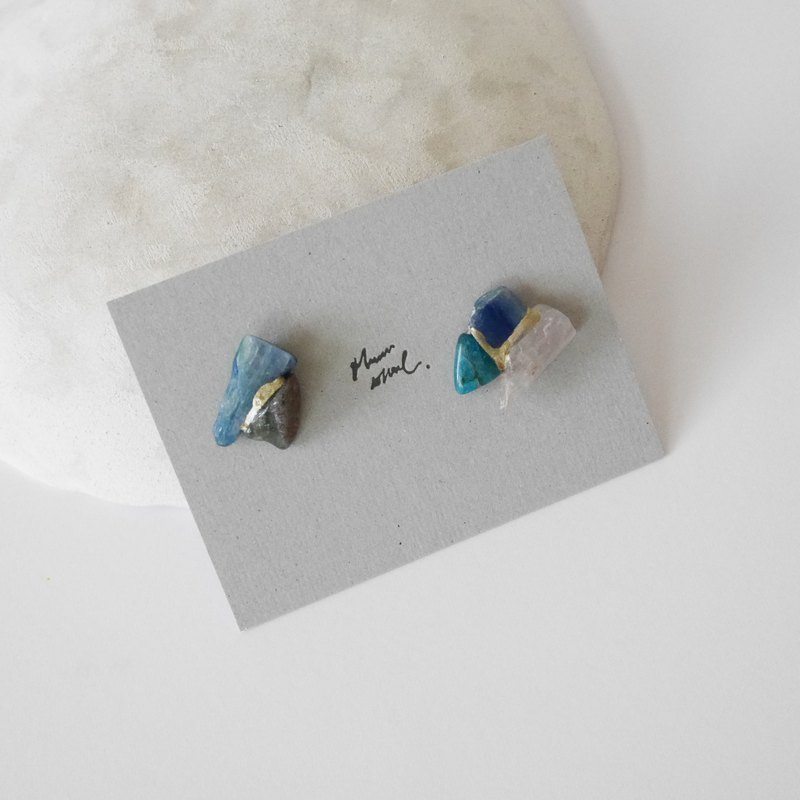 Jin Ji earrings ピアス / イヤリング | sea series no.45