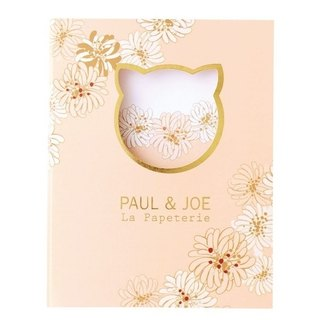Mark's x PAUL & JOE Sticky Notes Set【Chrysanthemum (PAJ-F1-A)】