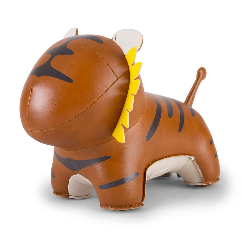Zuny - Tiger MateoII - Paperweight / Bookend / Doorstop