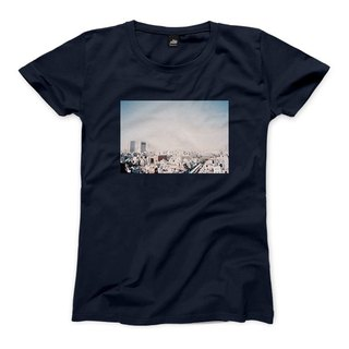 Tokyo - Totally Blue - T-Shirt for Women