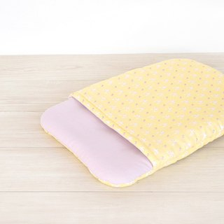 Rabbit futon sleeping bag lemon L