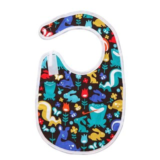 Animal forest bibs / births gift birthday ceremony