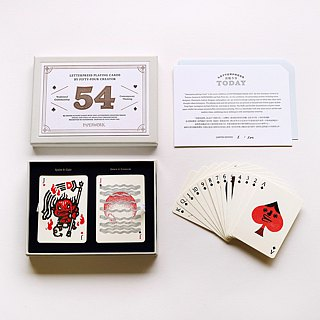 [Typographic Today] Coupon × 54 creators Limited Collection Box