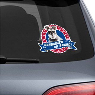 :toPET Custom - Car Stickers (1 Photo / Sticker)