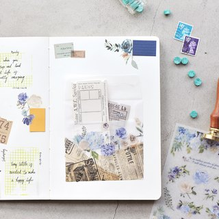 Countdown in November, create my 2019 handbook, MU collage decoration articles