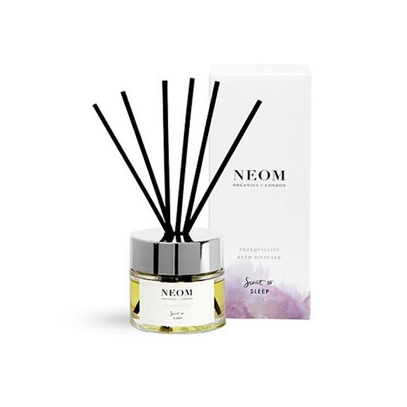 NEOM Tranquillity Reed Diffuser Soothing and Relaxing Indoor Fragrance-100ml
