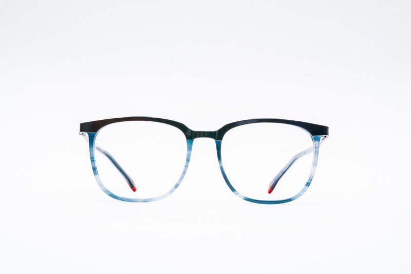 Large box stitching glasses │ Canadian design - [Germany OBE anklet does not clip face]