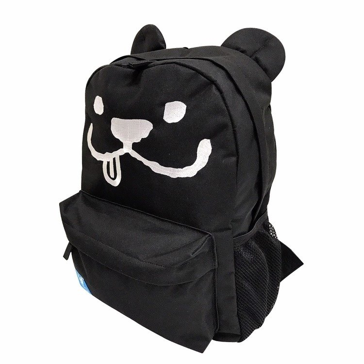 LAZYMARU- LM000062-MARU backpack (black)