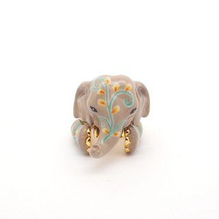 Elephant  ring set