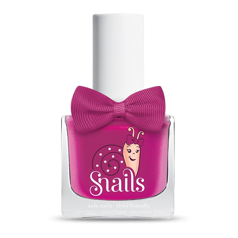 Sweet heart / snails Greek mythical children's water-based non-toxic nail polish /