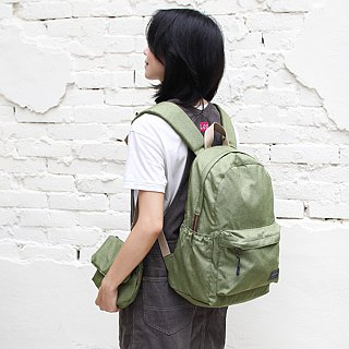 Athena backpack(14'' Laptop OK)-Green_100188-56