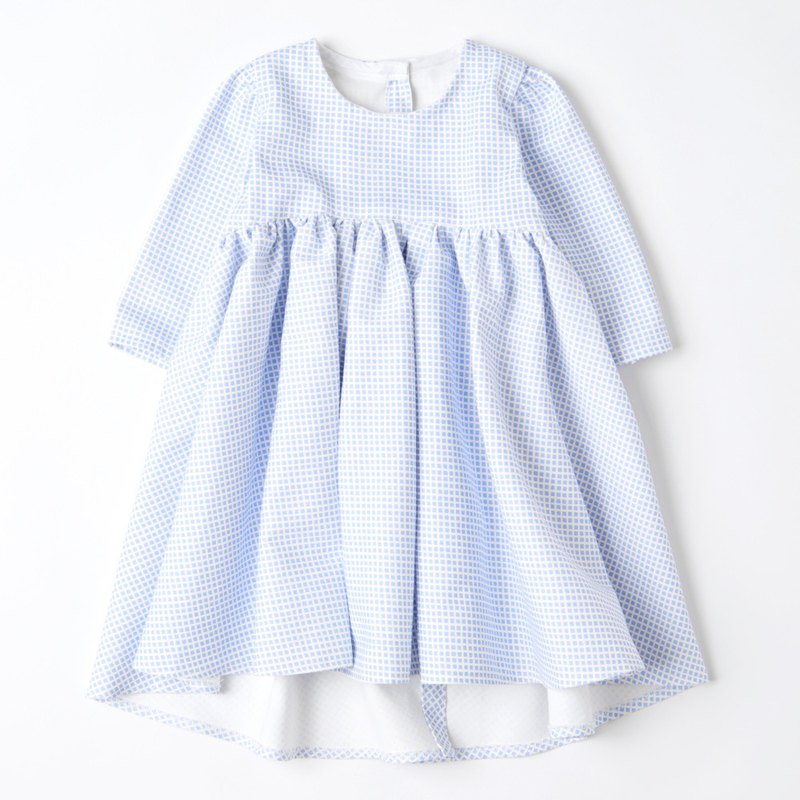 UK Handmade - WHAT MOTHER MADE - Light Blue Babydoll