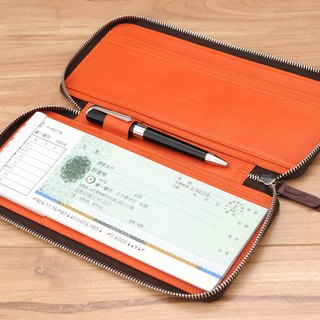 STORYLEATHER build Style 90862 checkbook