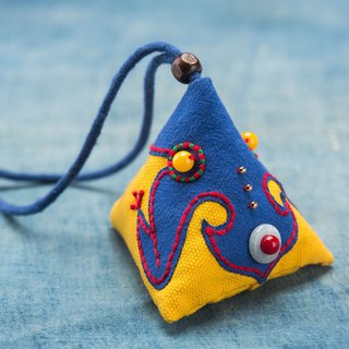 蟾宫折桂 | Pure hand-made embroidery sachets Mid-Autumn Festival gift sachets pendant holiday gifts