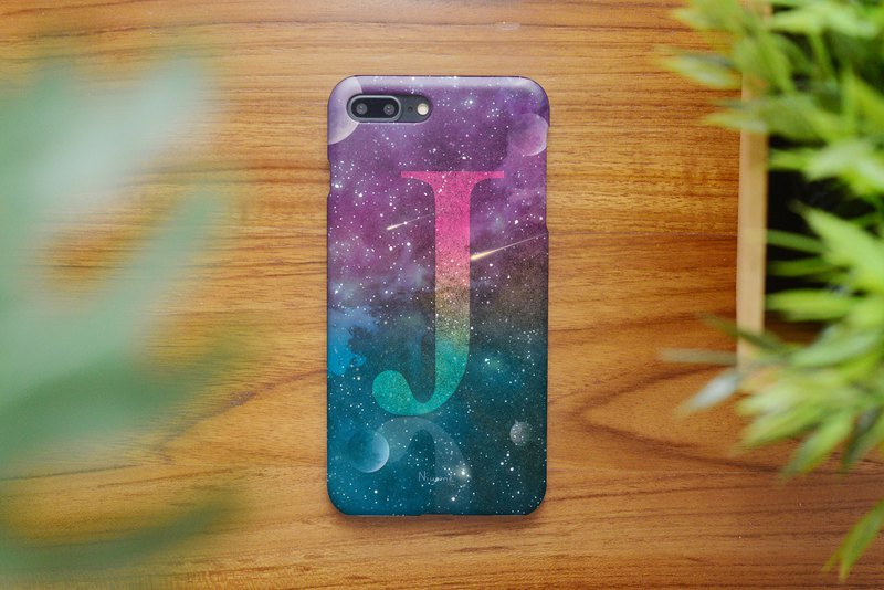 50-14 character J iphone case for iphone 6,7,8, plus iphone xs, iphone xs max