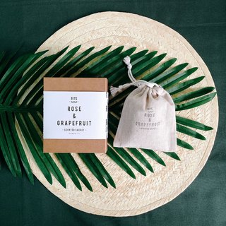 [BITS Plant Fragrance Bag] Rose Grapefruit Rose & Grapefruit
