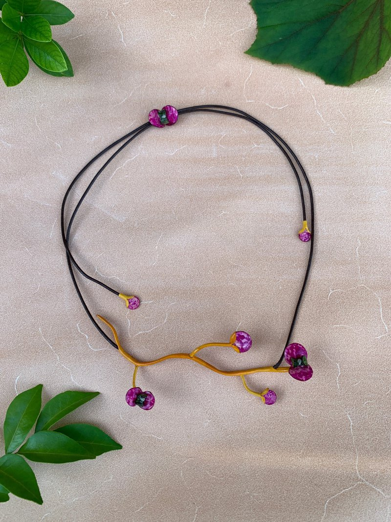 Beya necklace / Charming your days / by nature design