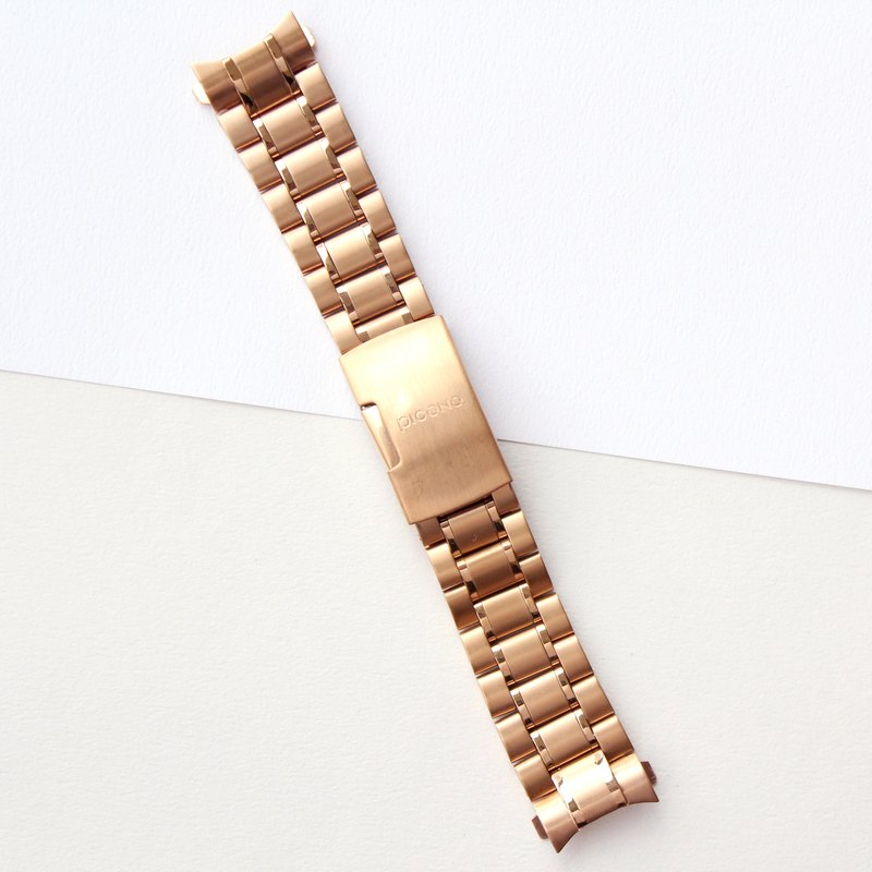 【PICONO】Stainless steel strap-Rosegold