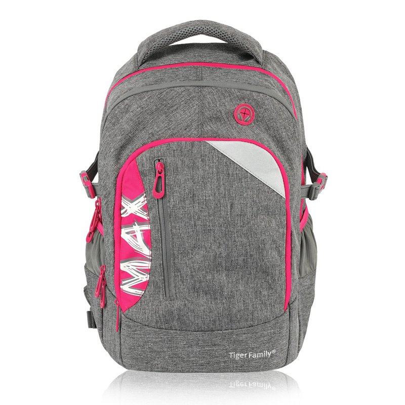 Tiger Family MAX Ultra Lightweight Ridge Bag - Simple Gray Powder