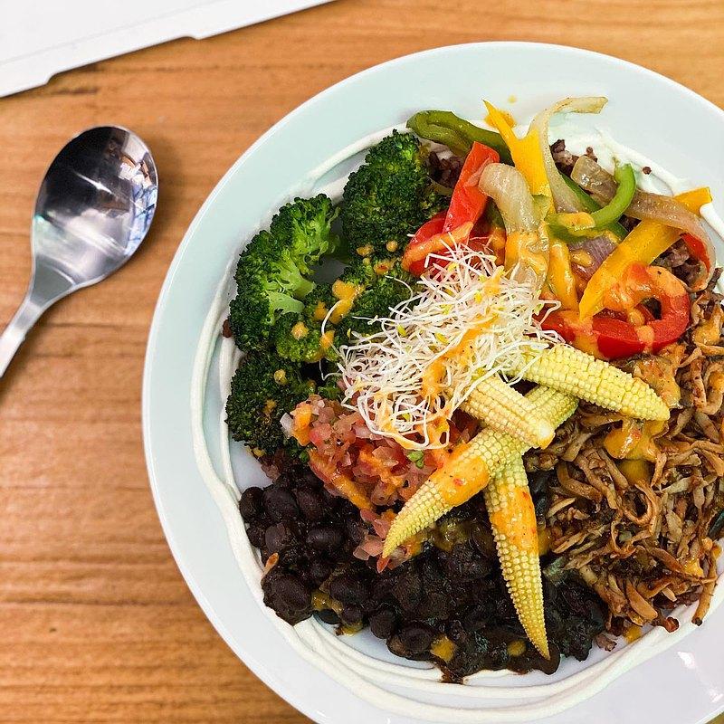 南加州蔬食體驗・Ooh Cha Cha 自然食