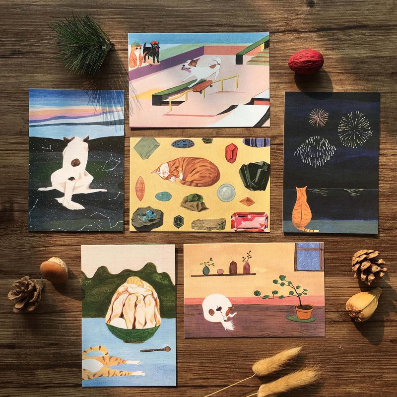Multi-purpose Cards Postcards