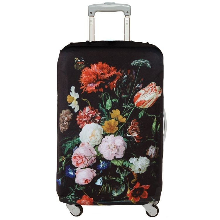 LOQI luggage jacket / flowers cluster LSJHFL 【S】