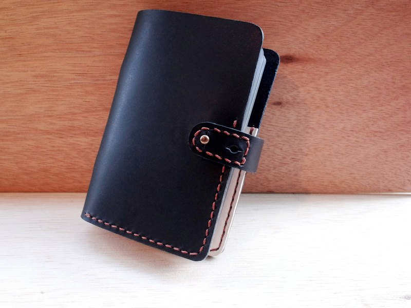 Leather Card Cover (14 colors / engraving service)