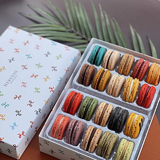 HERSTON Haiston [20 into Macarons hardcover gift box]
