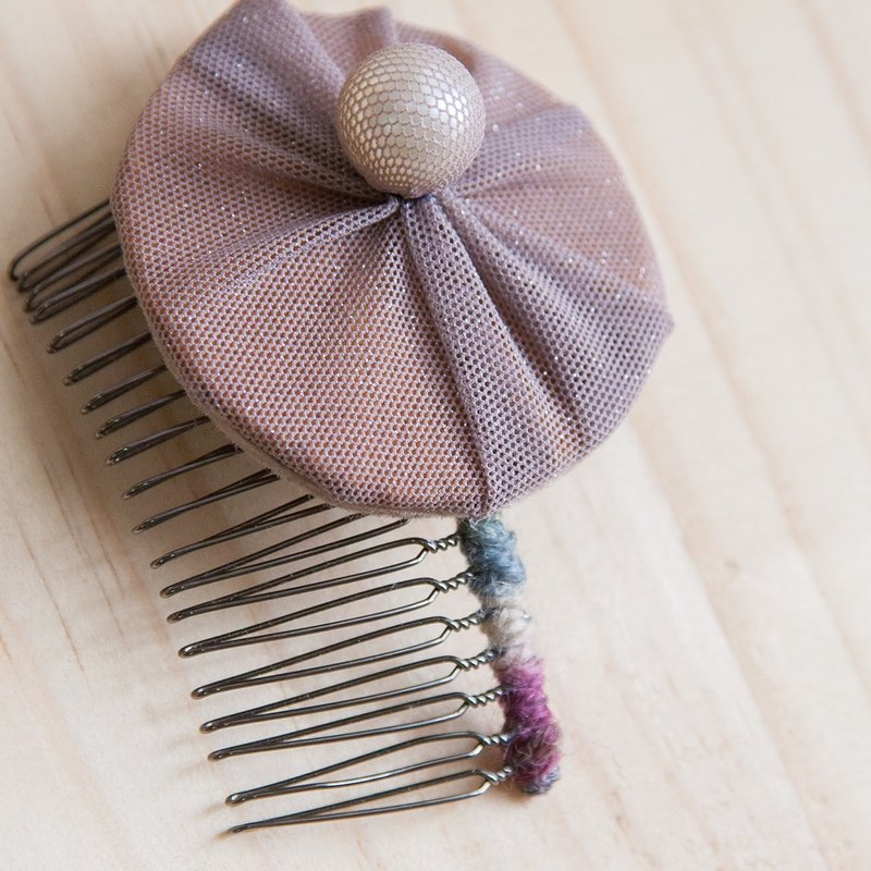 oO Oo layers chatter hand collage of hand-stitched colorful Bob hair plug hairpin hair accessories [limited goods]