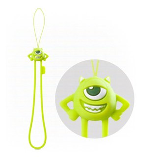 Bone / big eyes anti-scratch elastic sling
