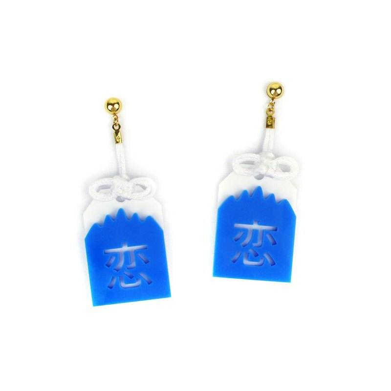 Love Yu Shou earrings