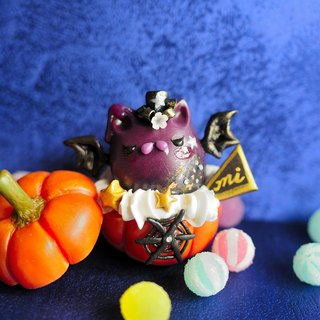 Sweet Dream ☆ ☆ shining star bat Halloween pumpkin cat ounces / pure decoration gift exchange