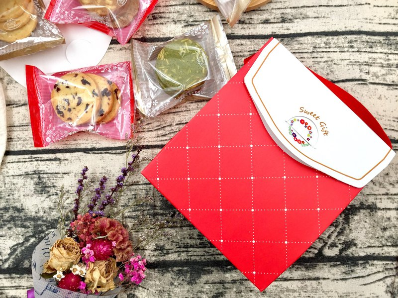 Integrated bean dregs gift boxes