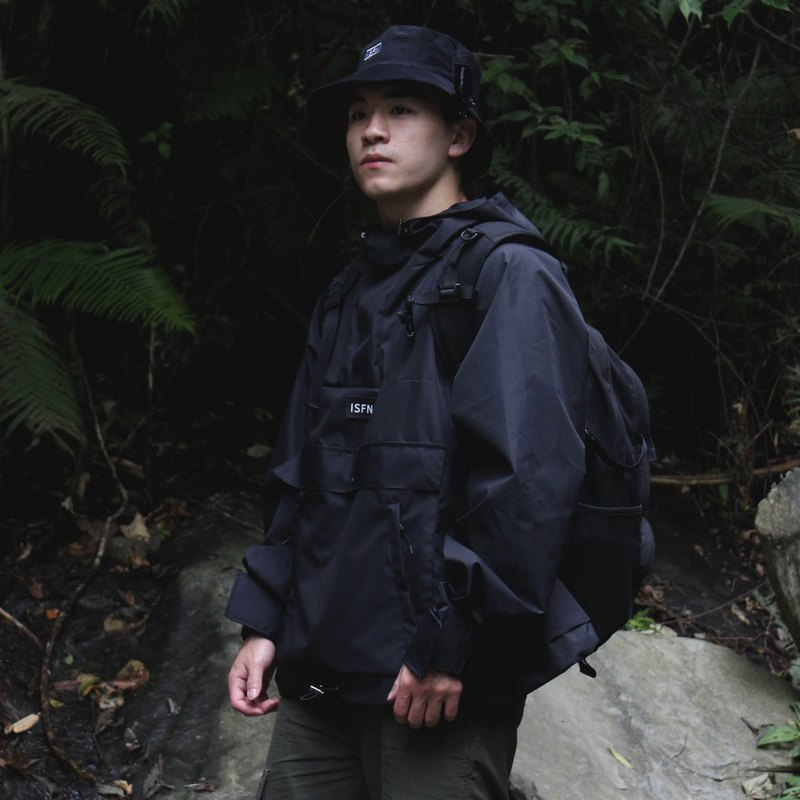 <ISFN>ISFN 2018 A/W Waterproof Anorak Jacket
