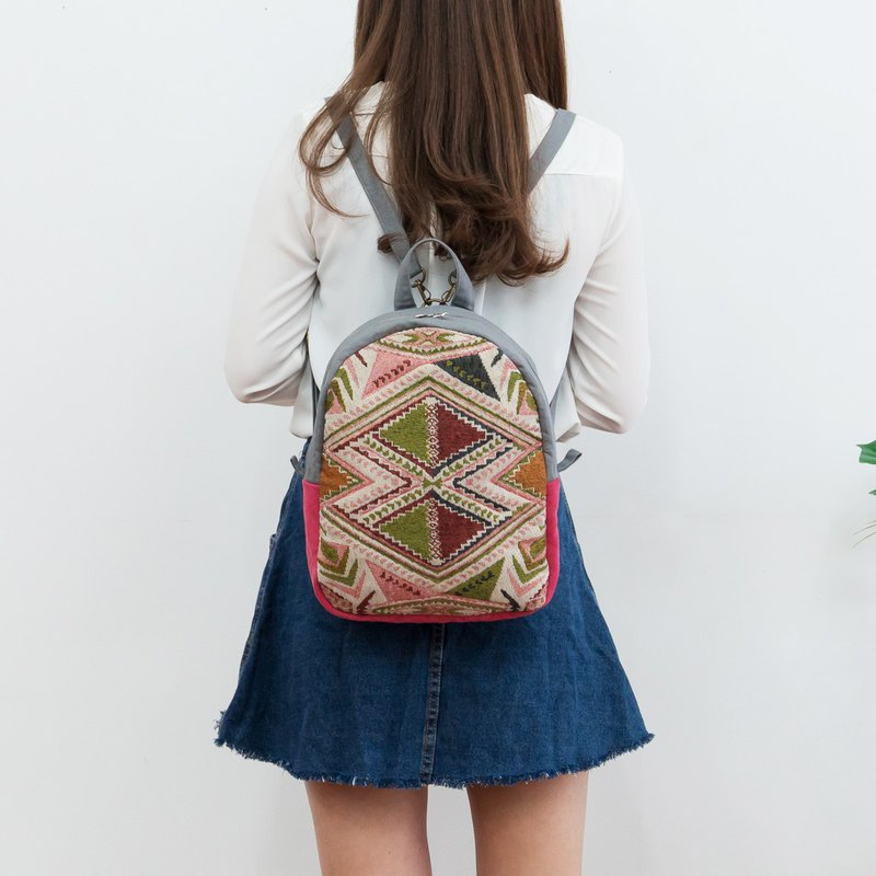 Handmade Womens Backpacks Handbags