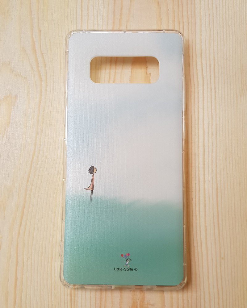 Mobile phone case - blowing air (custom)