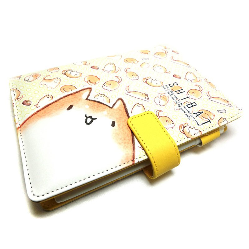 SHIBAT!-A6 loose-leaf notebook set