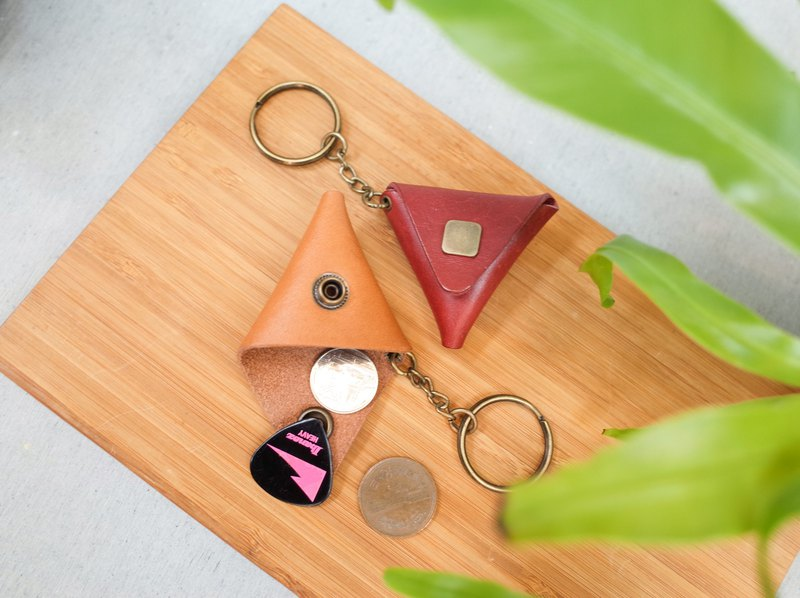 Shekinah Handmade Leather - Mini Triangle Pick Set [Spot Items]