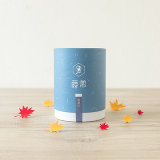 [Alishan. Autumn] Taiwan's high mountain oolong. 100g bottle