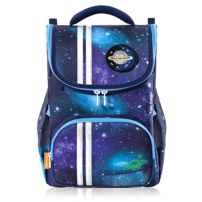 Tiger Family Duke Ultra Lightweight Ridge Bag - Psychedelic Milky Way