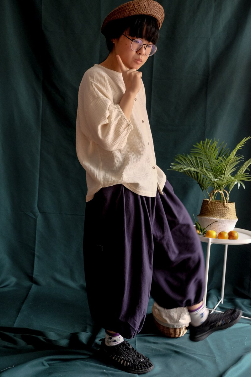 Lannon Oversized Pants