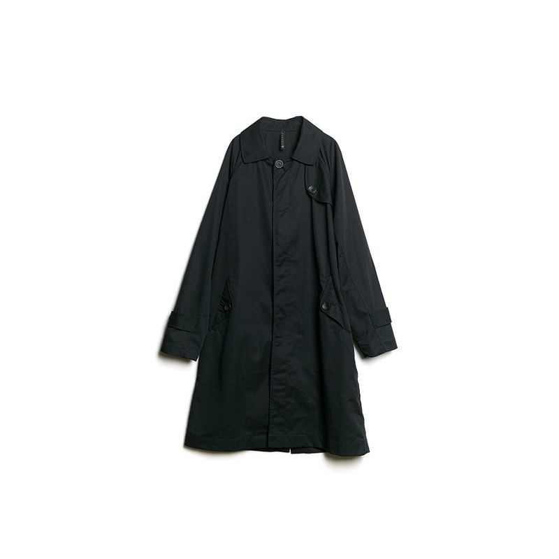 Eclipse Trench coat