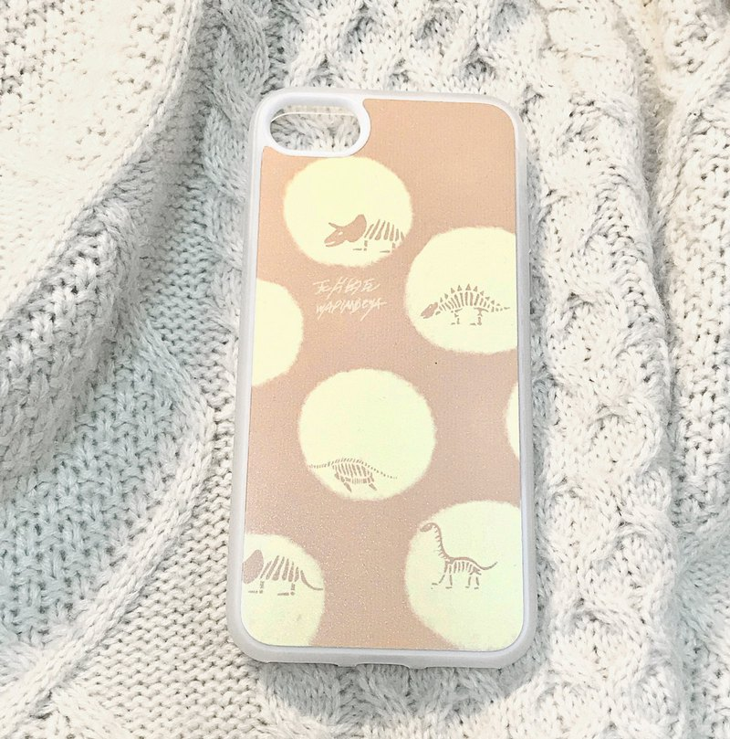 Fossil dinosaur mobile phone case