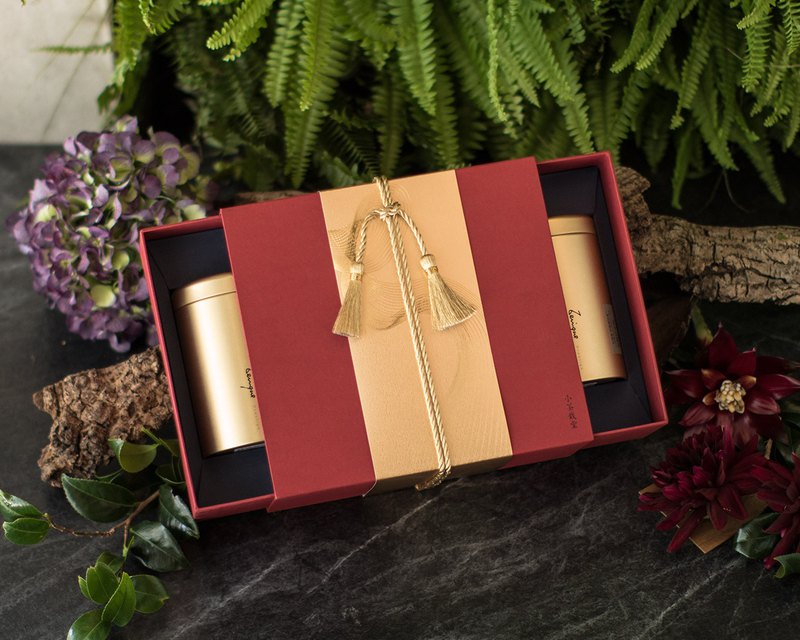 Zenique Gift Set Le Rouge