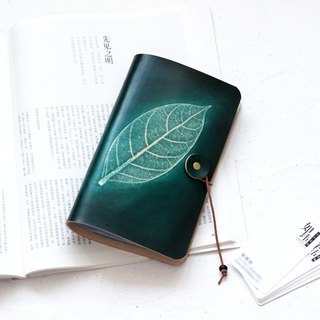Such as dark green leaves rubbing rubbing color vegetable tan leather cowhide card holder / leather business card holder / ticket card business card this card card card card card card holder customized 102 card position
