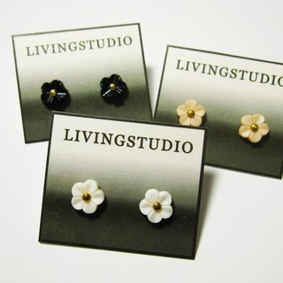 Handmade Earrings ♁ flowers (3)