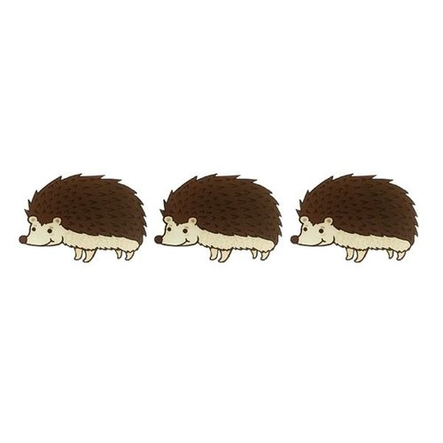 1212 design fun funny stickers waterproof stickers everywhere - Mr. Hedgehog